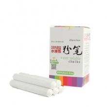 谋福 9190 无尘水溶性 粉笔 白色 20支/盒 白色(盒)