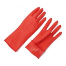 谋福(CNMF) 8671 胶皮清洁手套  S-M码  小号 (单位:副)