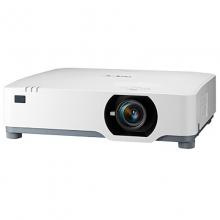 NEC NP-P605UL+ 工程投影仪(WUXGA 6200流明 一级能效 高色域)