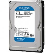 西部数据(WD)WD20EZAZ 蓝盘 机械硬盘 2T 5400转