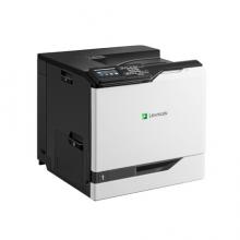 利盟 CS820de 彩色激光打印机