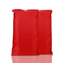 谋福(CNMF)火灾应急逃生玻璃纤维灭火毯 1.5m*1.5m(袋装)