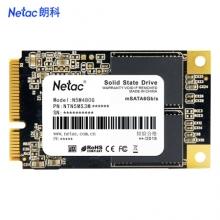 朗科(Netac)480GB SSD固态硬盘 mSATA接口 N5M/纤薄小巧 动力强劲