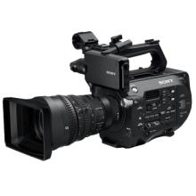 索尼(Sony) PXW-FS7 FS7K FS7H慢动作 XDCAM摄像机 FS7 FS7K(含索尼FE28-135G电影头)