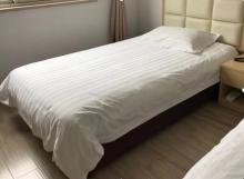 国产实木1.2米简易单人床