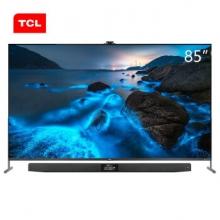 TCL 85X9C 85吋4K量子点PRO IMAX巨幕 全场景AI智能液晶电视机