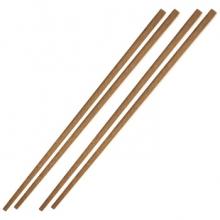 御良材 铁木加长火锅筷子 43cm YTM-J66