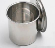 国产 18cm 不锈钢调料罐