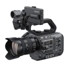 索尼(SONY) FX6 全画幅电影摄影机 套机 (搭配镜头FE 24-105mm F4 G )