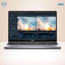 戴尔(DELL)Precision 3550智慧版15.6英寸设计师 移动工作站 笔记本I5-10210U/8G/256G固态/P520 2G