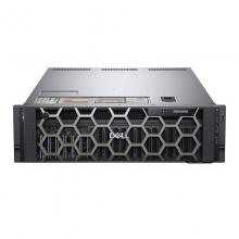 戴尔(DELL)R940XA 4U机架式服务器电脑主机 4颗金牌6230 80核心 2.1GHz 64G丨2*480GSSD丨P4 8G|H730
