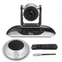 易视讯(YSX) YSX-A27 中型视频会议室解决方案 适用于20-50㎡(无线全向麦克风+视频会议摄像头系统设备)