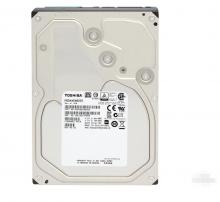 东芝(TOSHIBA) 6TB 7200转128M SATA3 企业级硬盘 MG04ACA600E