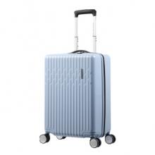 美旅   TY9*71001  四轮拉杆箱 行李箱20英寸淡蓝色