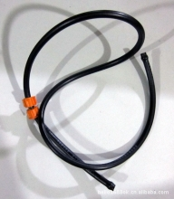 喷雾器配件 橡塑胶管 软管 黑色加厚