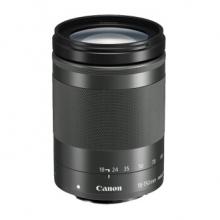 佳能EF-M 18-150微单相机镜头 黑