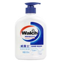 威露士(Walch) 健康抑菌洗手液 525ml/瓶 24瓶/箱 (健康呵护)