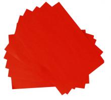 玛丽 A4 80g  彩色复印纸 大红色 100张/包