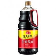 海天 酱油 生抽酱油 1.9L 中华老字号