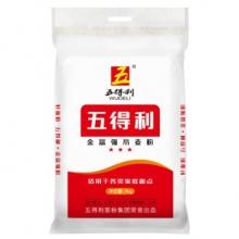 五得利 金富强小麦粉 5kg 烘焙饺子粉 馒头烙饼面粉多用途家庭粉
